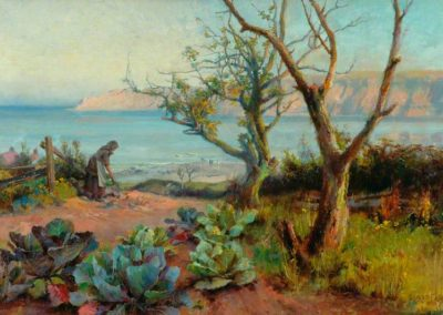 Foster, William Gilbert, 1855-1906; Runswick Bay