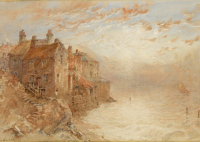 Untitled, Coastal Cottages, George Weatherill