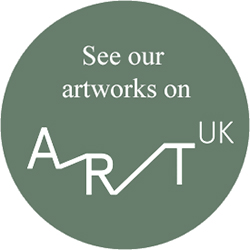 Art UK logo and badge