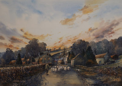 houlsyke-in-watercolour-by-john-freeman