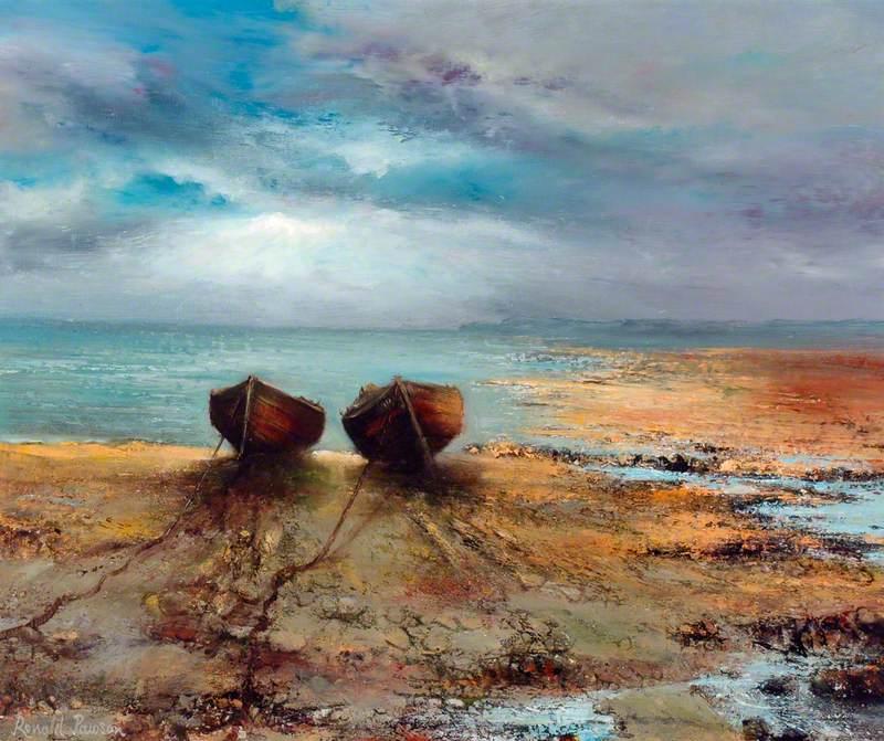 Pawson, Ronald Sheard, 1916-1977; Fleeting Light