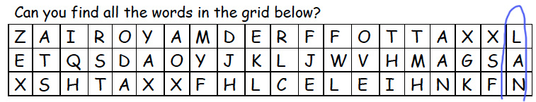 wordsearch image