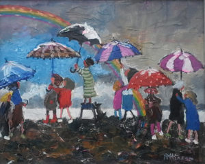 The Rainbow Effect by Sue Atkinson