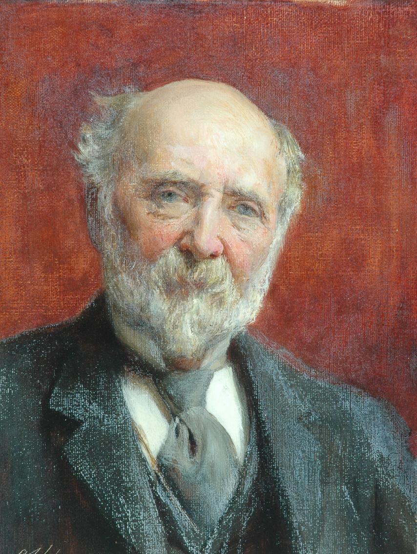 Pannett Art Gallery is Closed - Arthur Stockdale Cope