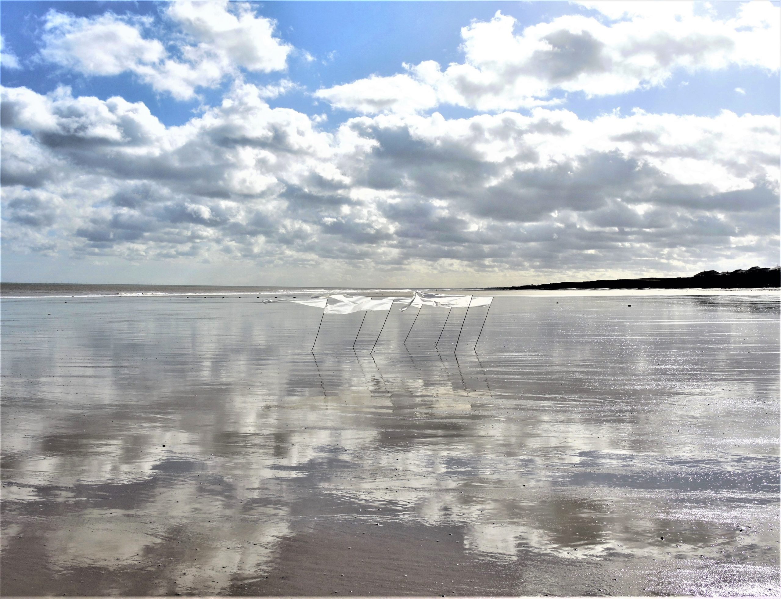 Impermanent edge: eastern eroding shorelines by Helen Goodwin