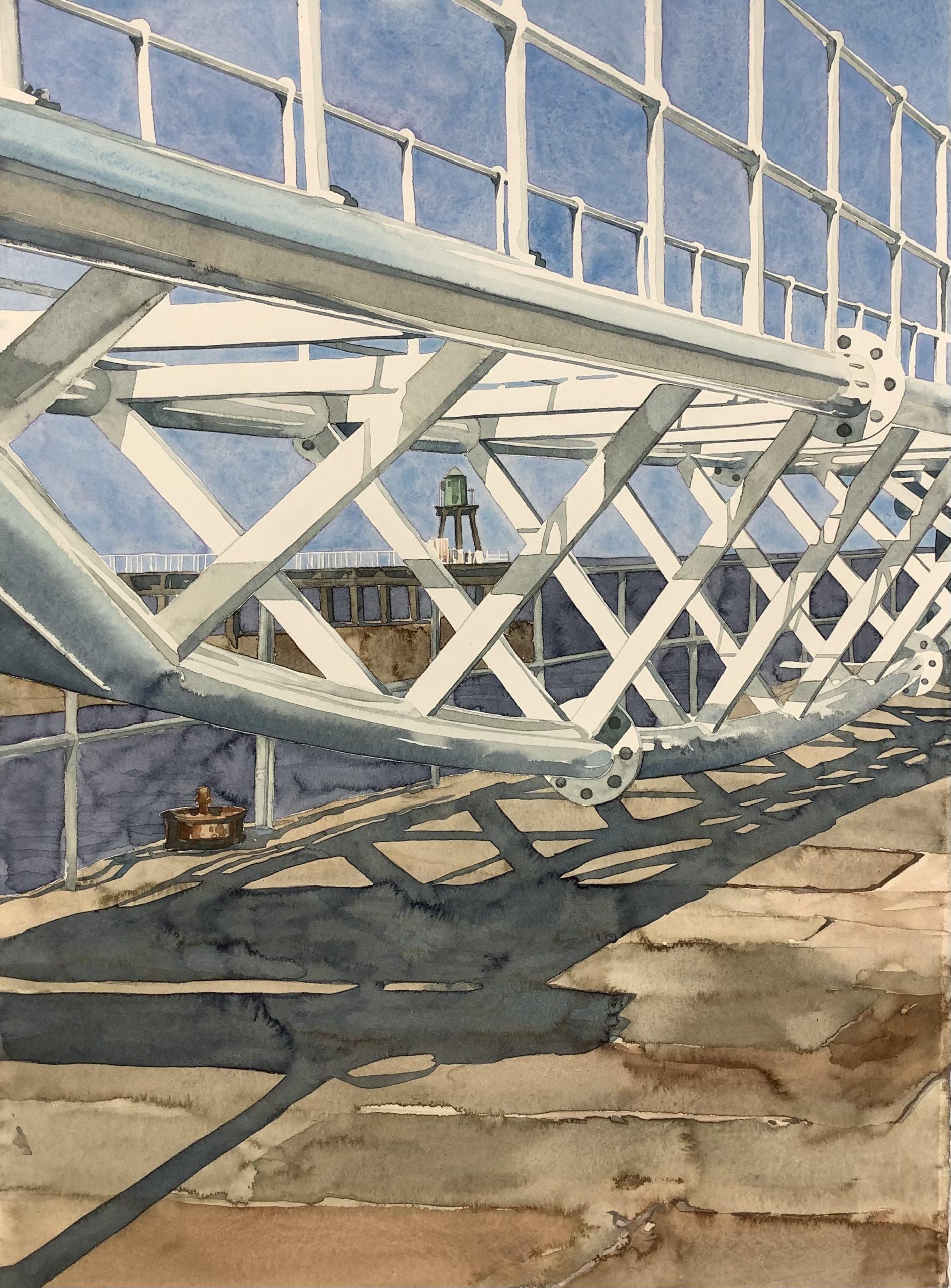 The Singing Bridge by Hannah Chesterman